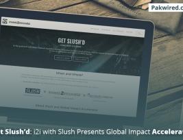 Get Slush'd: i2i with Slush Presents Global Impact Accelerator
