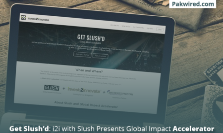 Get Slush'd: i2i with Slush Presents Global Impact Accelerator