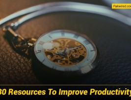 30 Resources To Improve Productivity