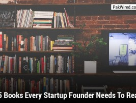 Books Every Startup Founder Needs To Read