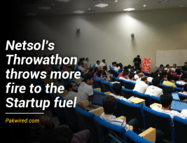 Netsol's Throwathon throws more fire to the Startup fuel