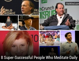 People-Who Meditate Daily
