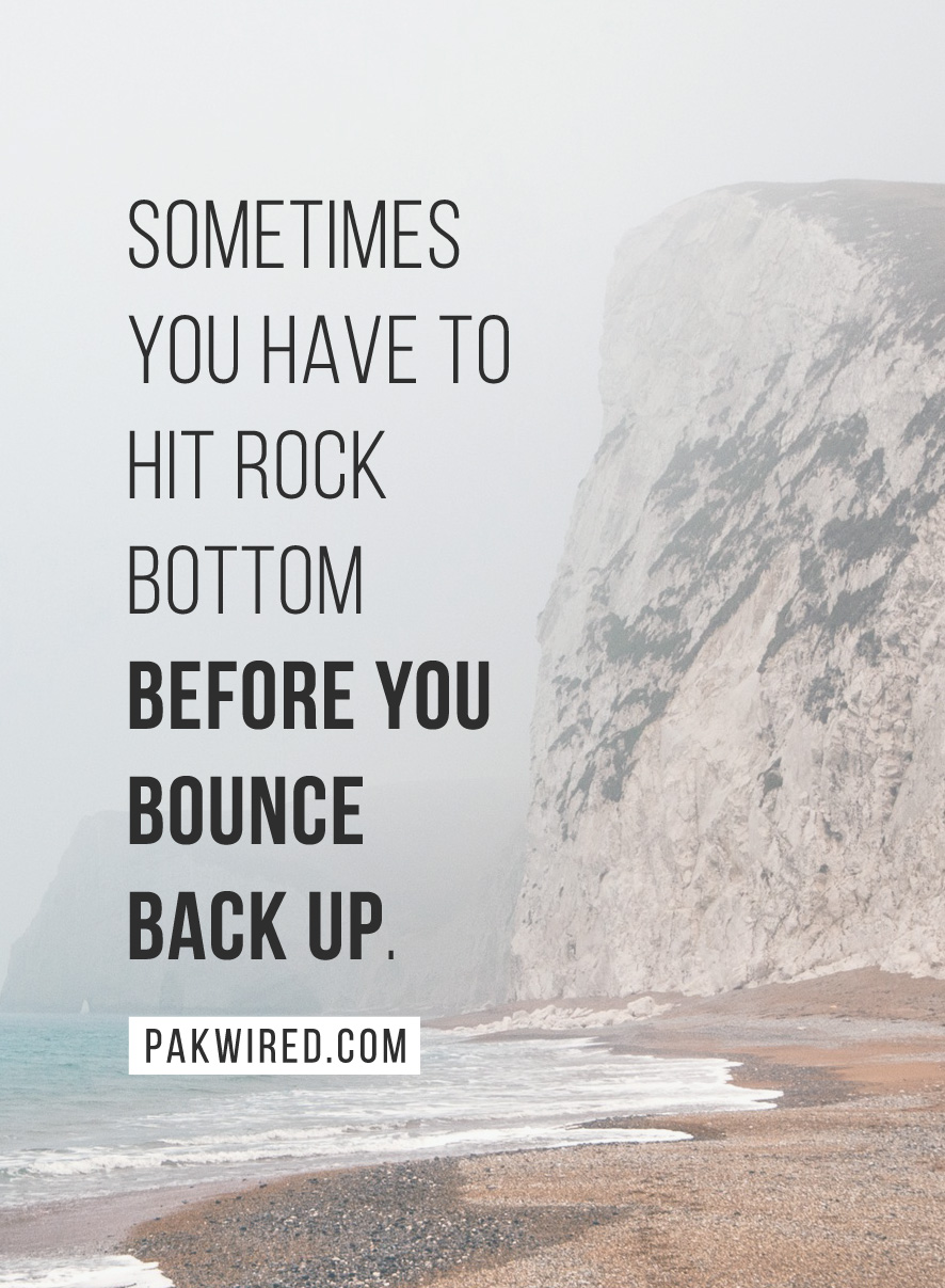 Bounce Back Quotes Quote  Pakwired  Latest Startup And Technology News From Pakistan