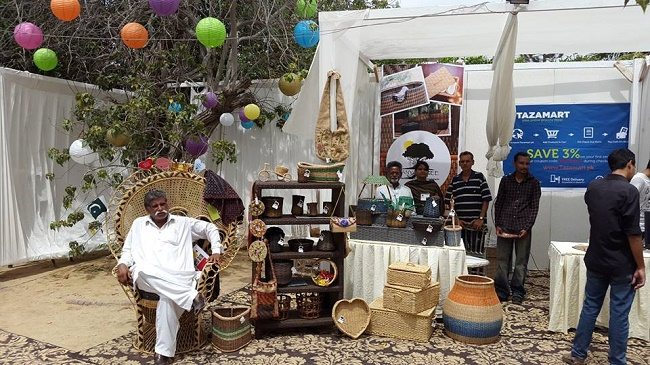 Banyan Tree stall at PakFest 2015