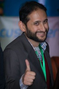 Muhammad Mansur, the Founder of Touch'd