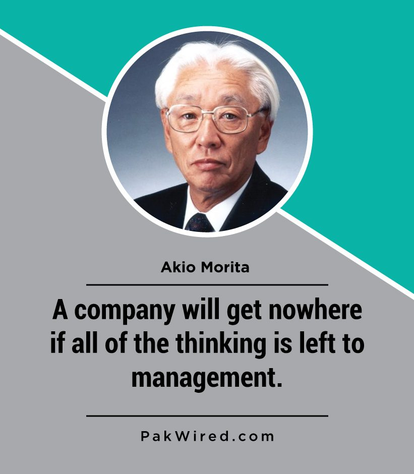 a-company-will-get-nowhere-if-all-of-the-thinking-is-left-to-management