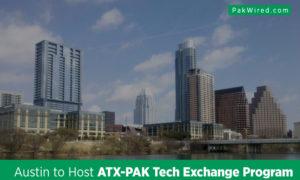 Austin Texas Karte.Austin Texas Hosts Tech Entrepreneurs From Pakistan