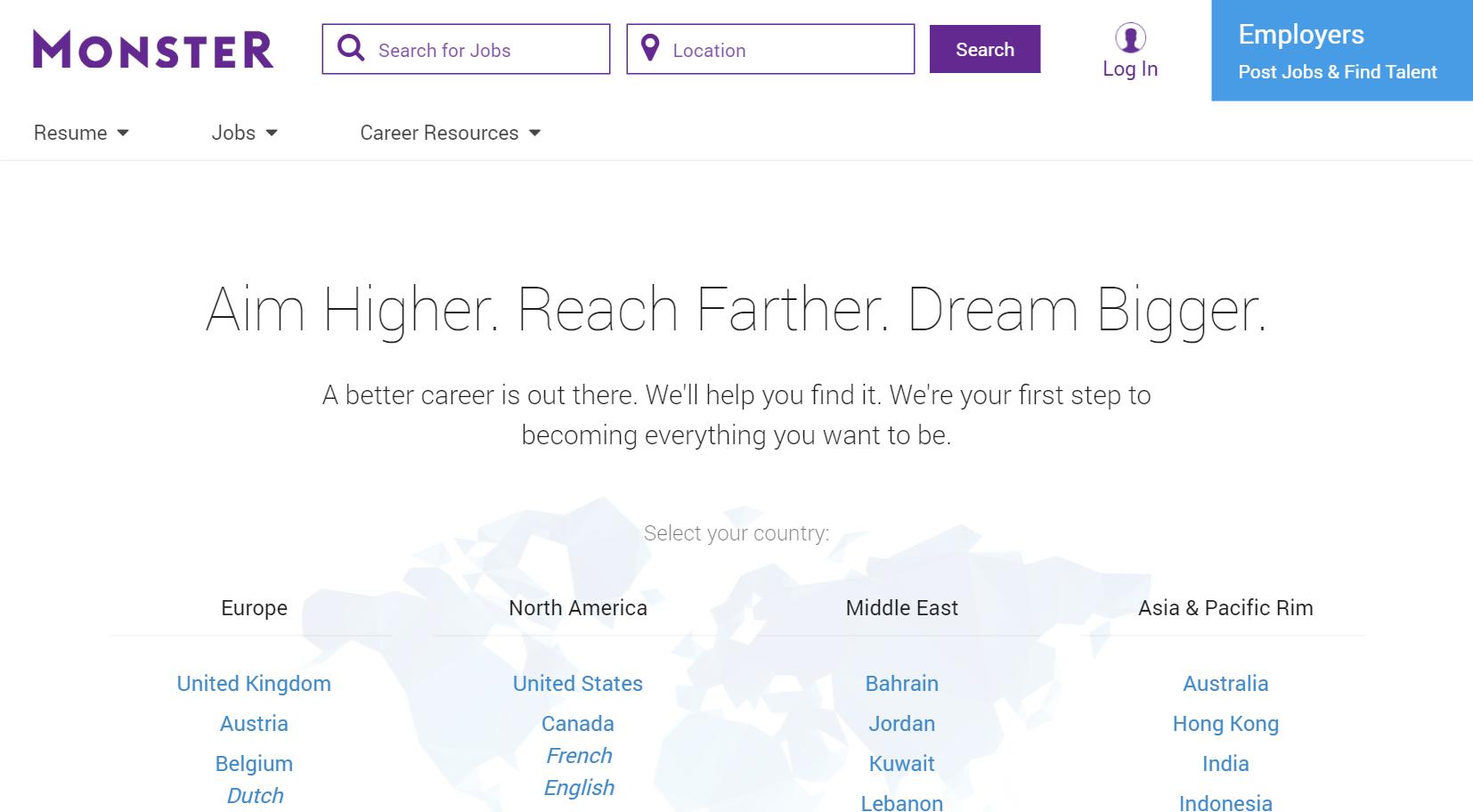 naukri resume format business experience resume exle