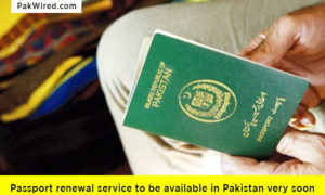 Passport pakistan