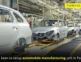 China-keen-to-setup-automobile-manufacturing-unit-in-Pakistan