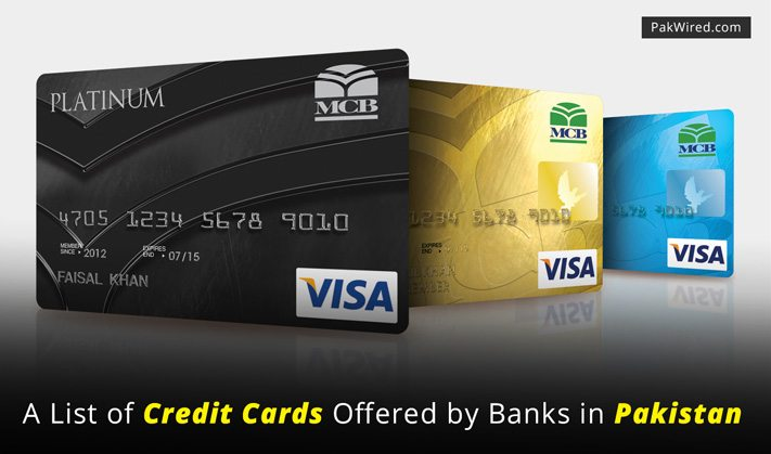 A list of credit cards offered by banks in pakistan tweet reheart
