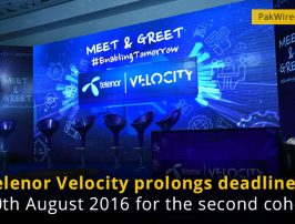 Telenor-Velocity-prolongs-deadline-to-30th-August-2016-for-the-second-cohort