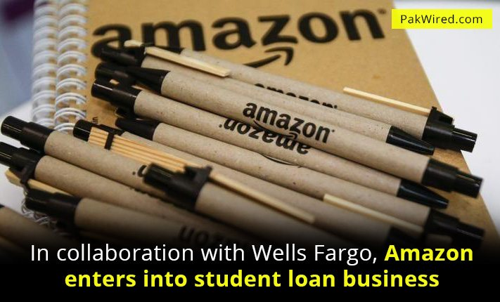 In Collaboration With Wells Fargo, Amazon Enters Into