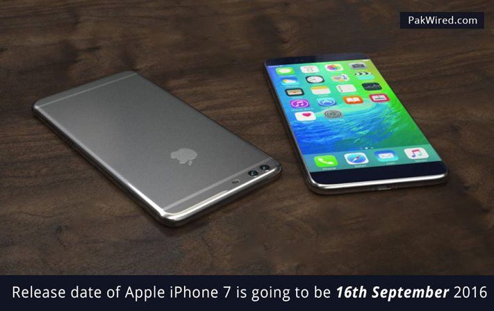 release date of iphone 7 release date of apple iphone 7 is going to be 16th 17951