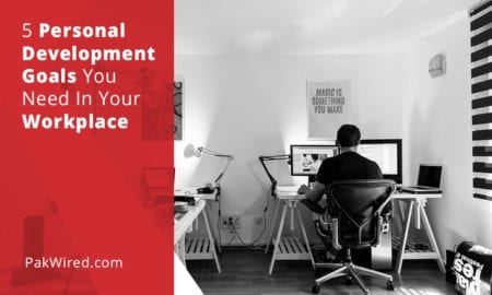goals personal development workplace need