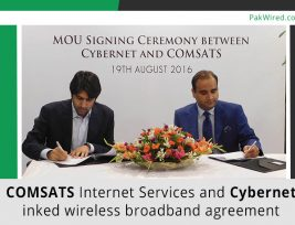 COMSATS-Internet-Services-and-Cybernet-inked-wireless-broadband-agreement