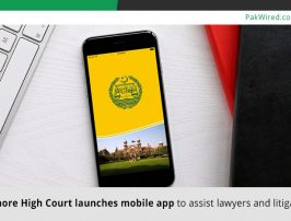 Lahore-High-Court-launches-mobile-app-to-assist-lawyers-and-litigants