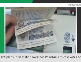 NADRA-plans-for-8-million-overseas-Pakistanis-to-cast-votes-online