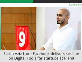 Sarim-Aziz-from-Facebook-delivers-session-on-Digital-Tools-for-startups-at-Plan9