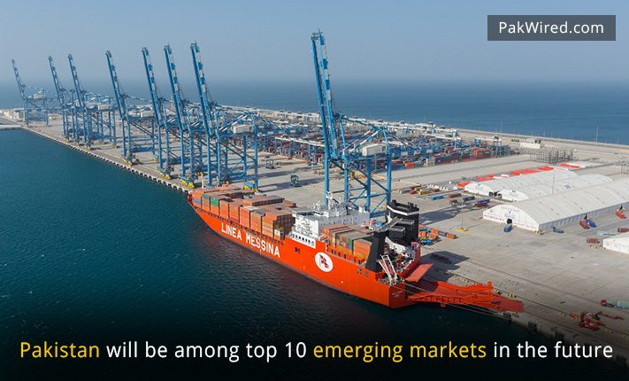 Pakistan will be among top 10 emerging markets in the ...