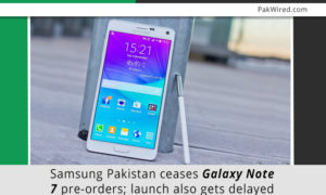 Finally! Samsung Galaxy Note 7 Explosion Reasons Identified