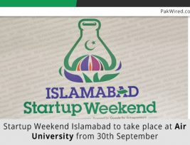 startup-weekend-islamabad-to-take-place-at-air-university-from-30th-september