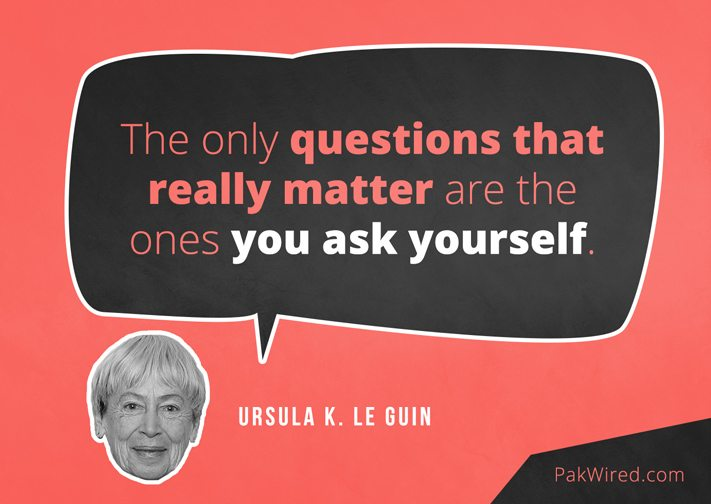 Messed Up Life Quotes: 12 Quotes From Ursula K. Le Guin On Her 87th Birthday