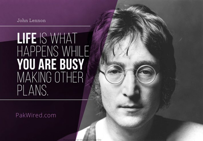 20 Incredible John Lennon Quotes on Life, Love and Peace