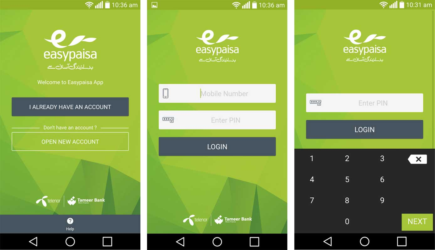 You can now register for mobile wallet account through