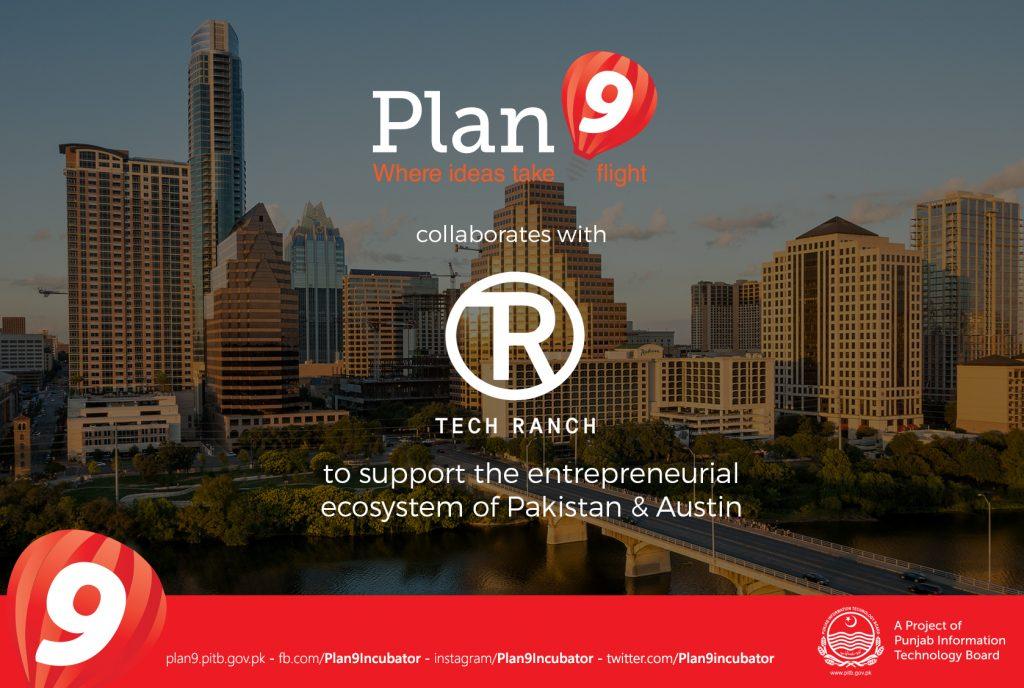 Plan9 Austin techranch