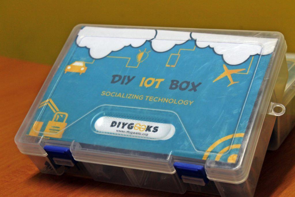 DIY Geeks Plan9 Startup