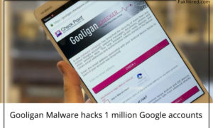 Gooligan Malware hacks 1 million Google accounts