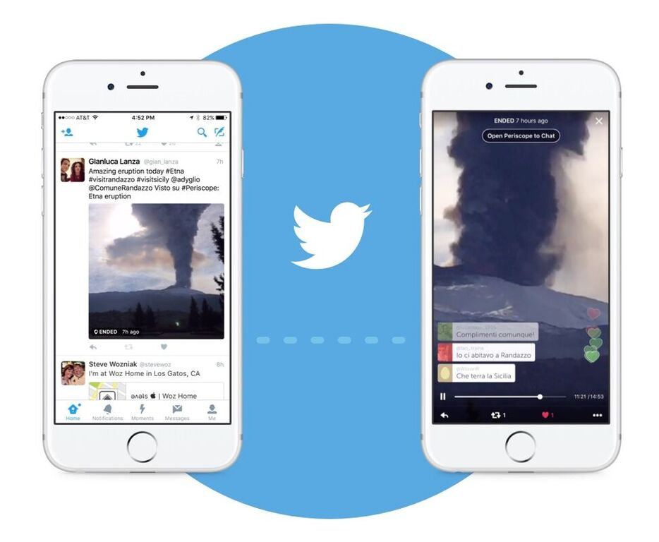 Twitter Launches Live Streaming