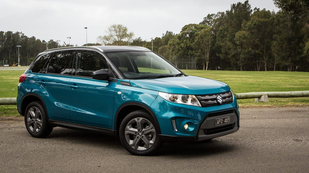 Cars in Pakistan in 2017 - suzuki vitara