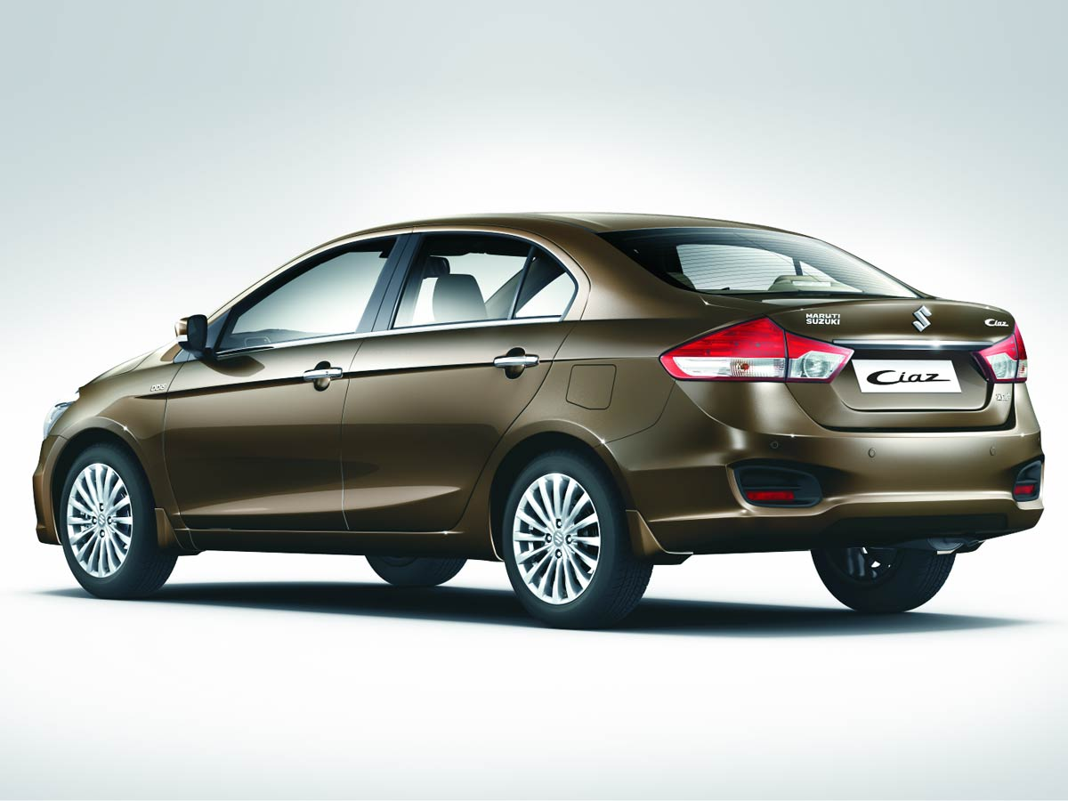 Cars in Pakistan in 2017 - Suzuki Ciaz
