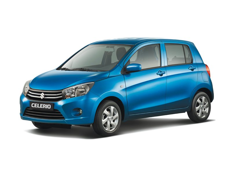 Cars in Pakistan in 2017 - Suzuki Celerio