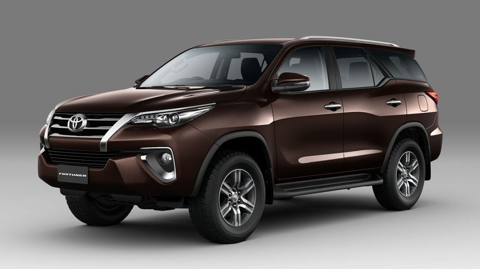 Car launches in Pakistan in 2017 - Toyota Fortuner