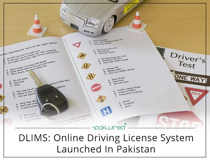 Dlims Online Driving License System Launched In Pakistan