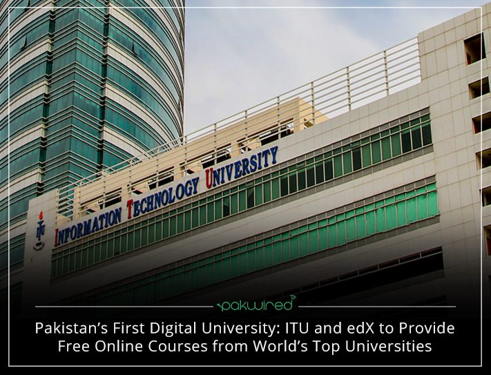 Pakistan's First Digital University: ITU and edX to Provide