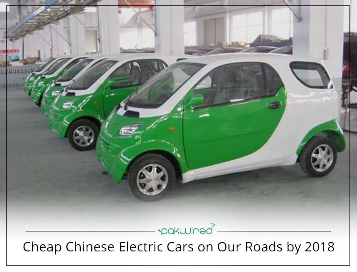 cheap chinese electric cars on our roads by 2018. Black Bedroom Furniture Sets. Home Design Ideas