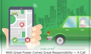With Great Power Comes Great Responsibility — A Call to Ride Hailing