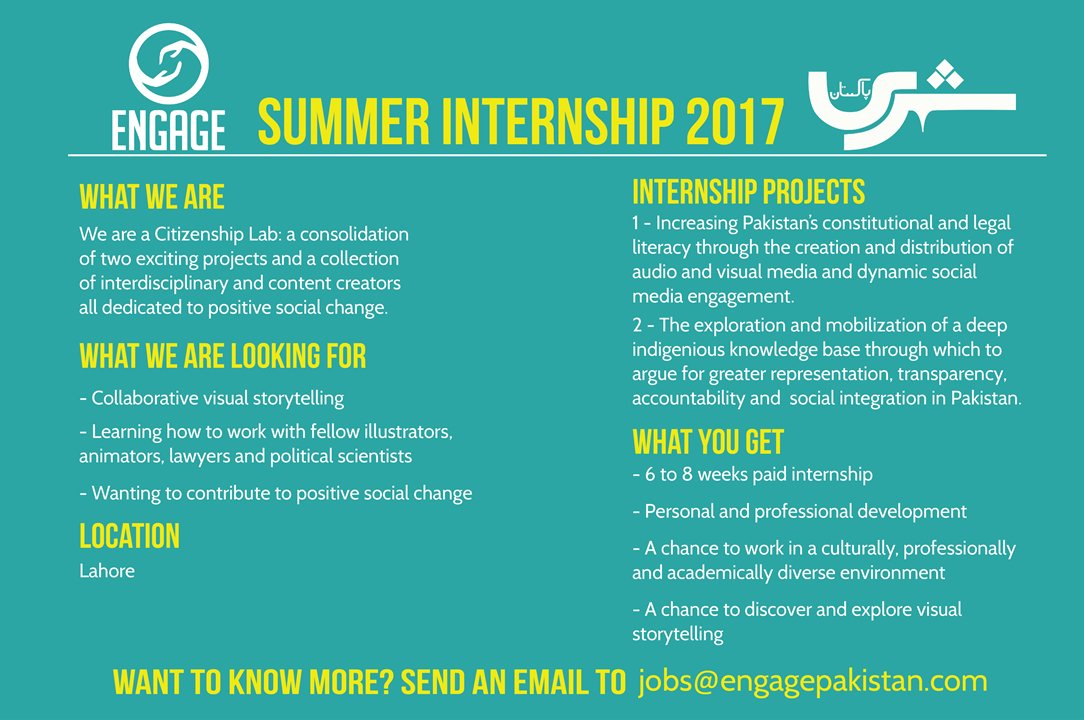 A List Of Summer Internship Programs  For Students And Fresh