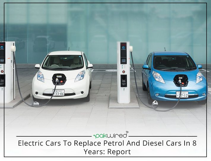 Electric Cars To Replace Petrol And Diesel Cars In Next Years
