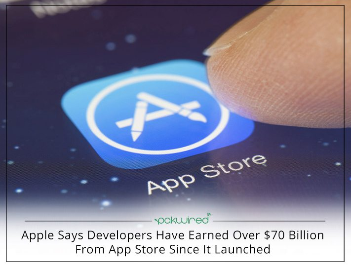 Ahead of WWDC, Apple Announces Huge App Store Sales, Commissions