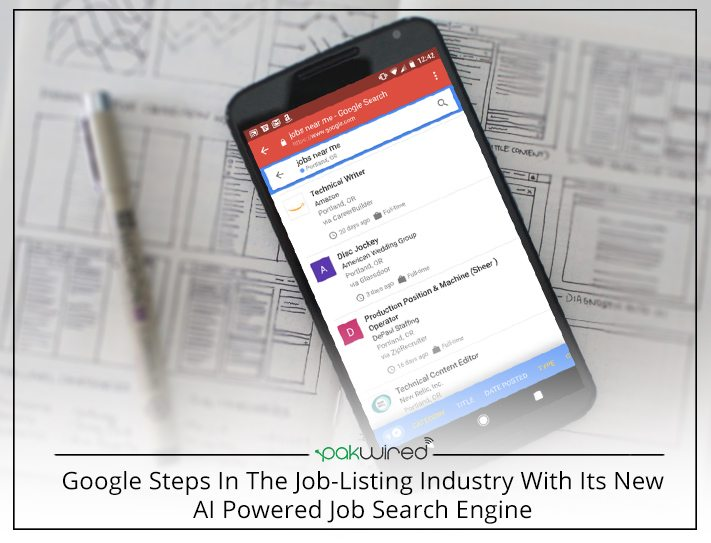 New AI Powered Job Search Engine: Google Steps In The Job-Listing ...