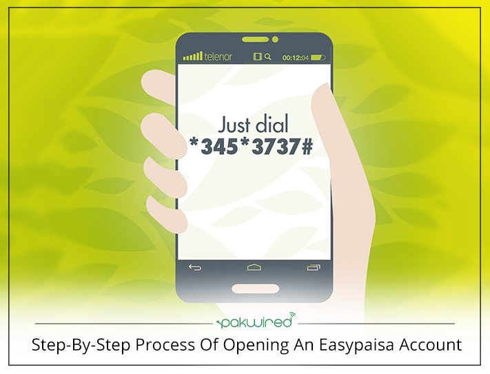Step-By-Step Guide to Opening an Easypaisa Account