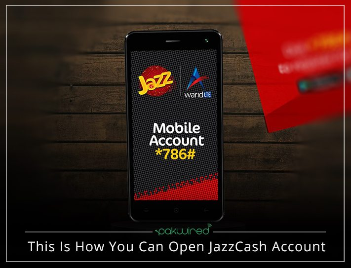 Step-By-Step Guide to Opening a Jazz Cash Account