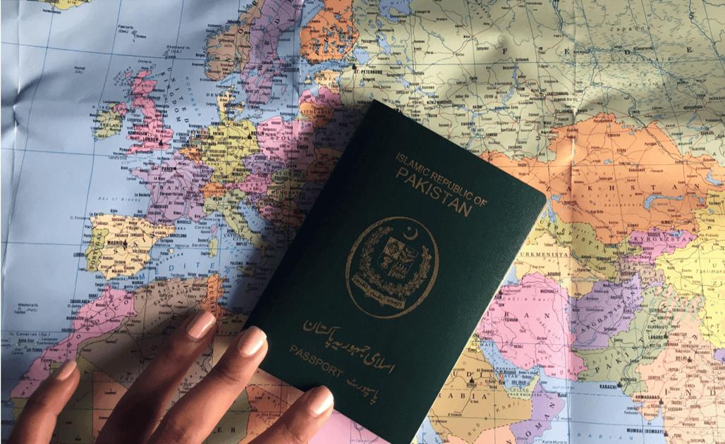 Visa Free Travel Pakistani Passport