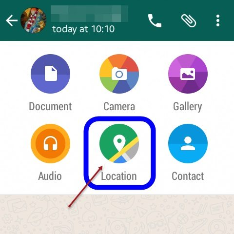 Whatsapp Karte.Whatsapp Par Apni Current Location Kaise Share Karte Hai Pakwired