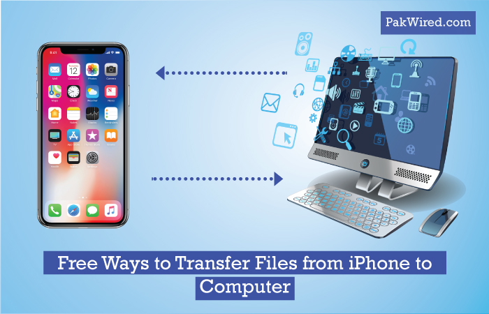 Guide: Free Ways to Transfer Files from iPhone to Your Computer